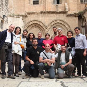 A Gerusalemme