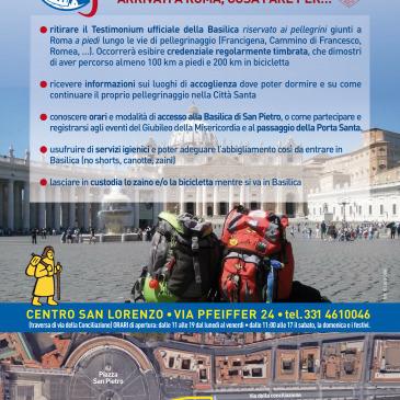 Giubileo e accoglienza pellegrini a Roma, novità a Piazza San Pietro