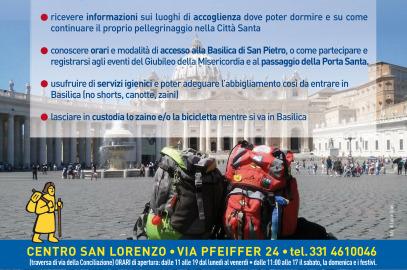 Nuovi orari del Centro San Lorenzo, dal 1° Luglio