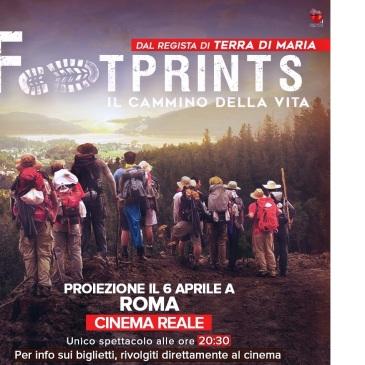 Un'altra possibilità; Footprints, il cammino della vita, il 6/4 al cinema Reale