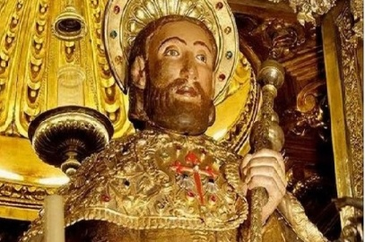 25 luglio 2018, Festa di San Giacomo Apostolo